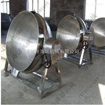 带搅拌夹层锅  熬糖夹层锅304不锈钢材质