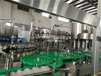CGFF24-24-8-8PET瓶玻璃通用双封口含气体等压灌装生产线