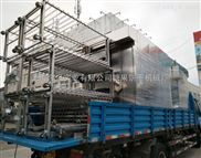 HQ-100-厂家直销商用大型面包房设备 32盘热风旋转烘烤炉 不锈钢推车烤炉