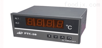 TPC-80智能数字显示控制仪