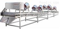 五型塑盒内酯豆腐包装机
