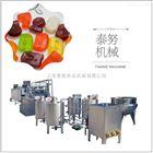 凝膠軟糖生產線設備 果凍軟糖澆注成型機