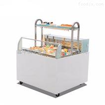 蛋糕柜敞开式三明治柜 卧式三文治柜冷藏柜展示柜