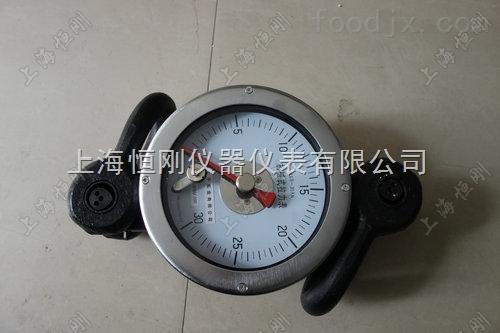 不锈钢表盘拉力计结构SGJX
