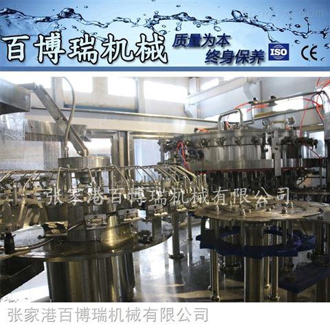 含气、碳酸饮料生产线