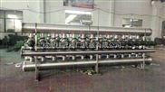 4寸反冲洗液动盘式过滤器价格