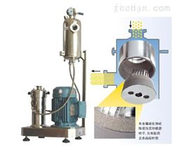 GM2000/4三级纳米湿法胶体磨