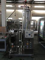 QHS含气饮料瓶装生产线