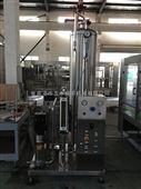 含氣(qi)飲料(liao)瓶裝生產線