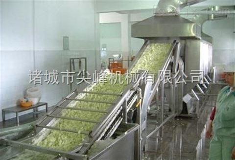 土豆全粉加工生产线