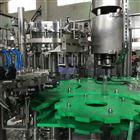 DCGF18-18-618头玻璃瓶绿茶三合一饮料灌装机