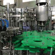 DGCF24-24-8-供应碳酸饮料生产线 橙汁含气饮料三合一灌装机