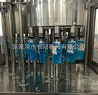 玻璃水灌装生产线性能