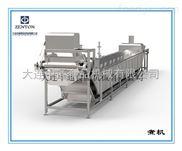 大连中通食品机械供应自动煮机(蒸气加热、电加热)蒸煮机水煮机