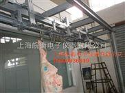 上海屠宰厂轨道秤,无需上门安装的轨道秤