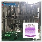 DGCF24-24-8预调鸡尾酒玻璃瓶灌装机液体灌装机