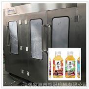 RCGF32-32-10-椰果椰汁灌装机 椰果椰汁灌装生产线 果肉饮料灌装设备