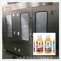 全自动瓶装茶饮料生产线