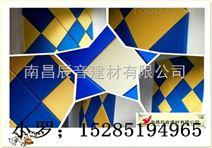 九江3.2kg密度聚酯纤维消音隔音板厂家