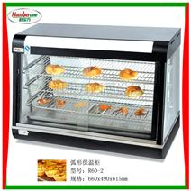 不锈钢食品保温展示柜