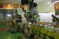 食用油灌装生产线