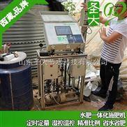 西藏蔬菜施肥器厂家 智能灌溉水肥一体机温室辣椒种植自动施肥机