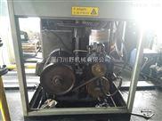 南靖复盛75KW静音螺杆机,云霄武安压缩机整机安装