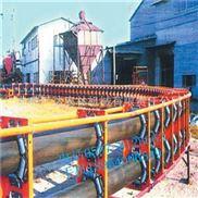 环保圆管带式输送机 管带机厂家 密封式管状输送机 徐