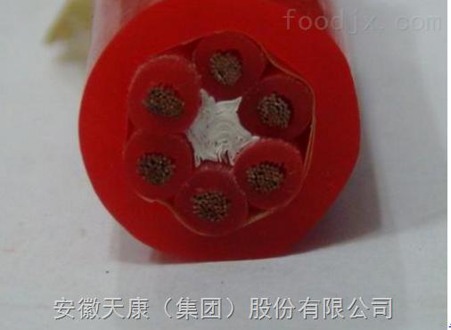 KGGRP-450/750V-6*1.5硅橡胶控制电缆