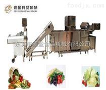 净菜加工成套生产线