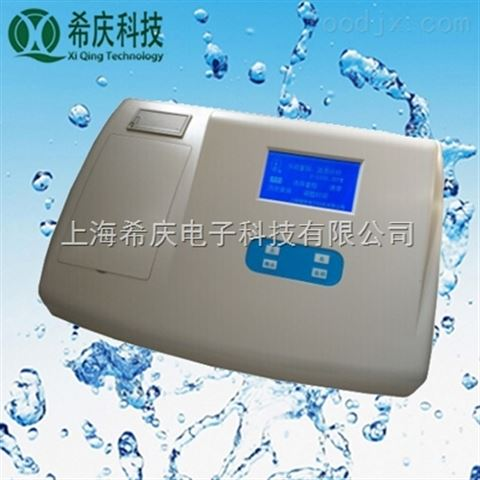 WS-05污水五参数水质检测仪(COD、氨氮、总磷、总氮、悬浮物)