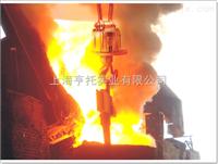 冶炼厂5吨无线耐高温电子吊秤 长治10t耐高温吊钩秤