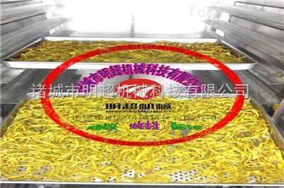 全自动黄花菜烘干需要多长时间 菜干干燥箱