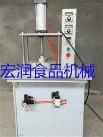 HR-YBJ-300商用不锈钢压饼机
