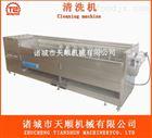 TSXM-12云南特产红皮土豆毛刷清洗去皮机