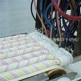 HQ-400/600上海棉花糖浇注生产线 棉花糖浇注生产设备 糖果浇注机械