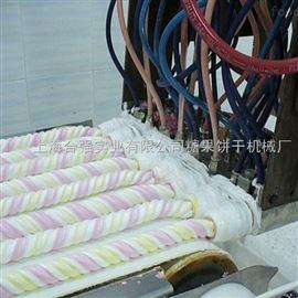 多色夹心棉花糖生产线设备