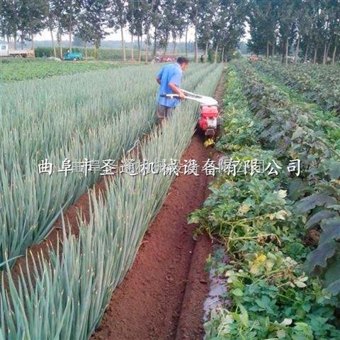 葡萄園除草開溝機 多功能大蔥培土機