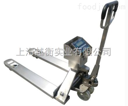 DCS系列2吨防爆叉车秤 防爆叉车电子磅称多少钱