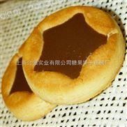 HQ-400/600-巧克力饼干机 酥性饼干成型机 巧克力酱注糊机 粗粮饼干生产线