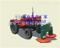庄河 厂家促销 拖拉机悬挂式多圆盘割草机 农场割草机 低价批发