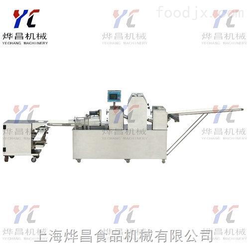 YC-2409大楚門脆皮燒餅機