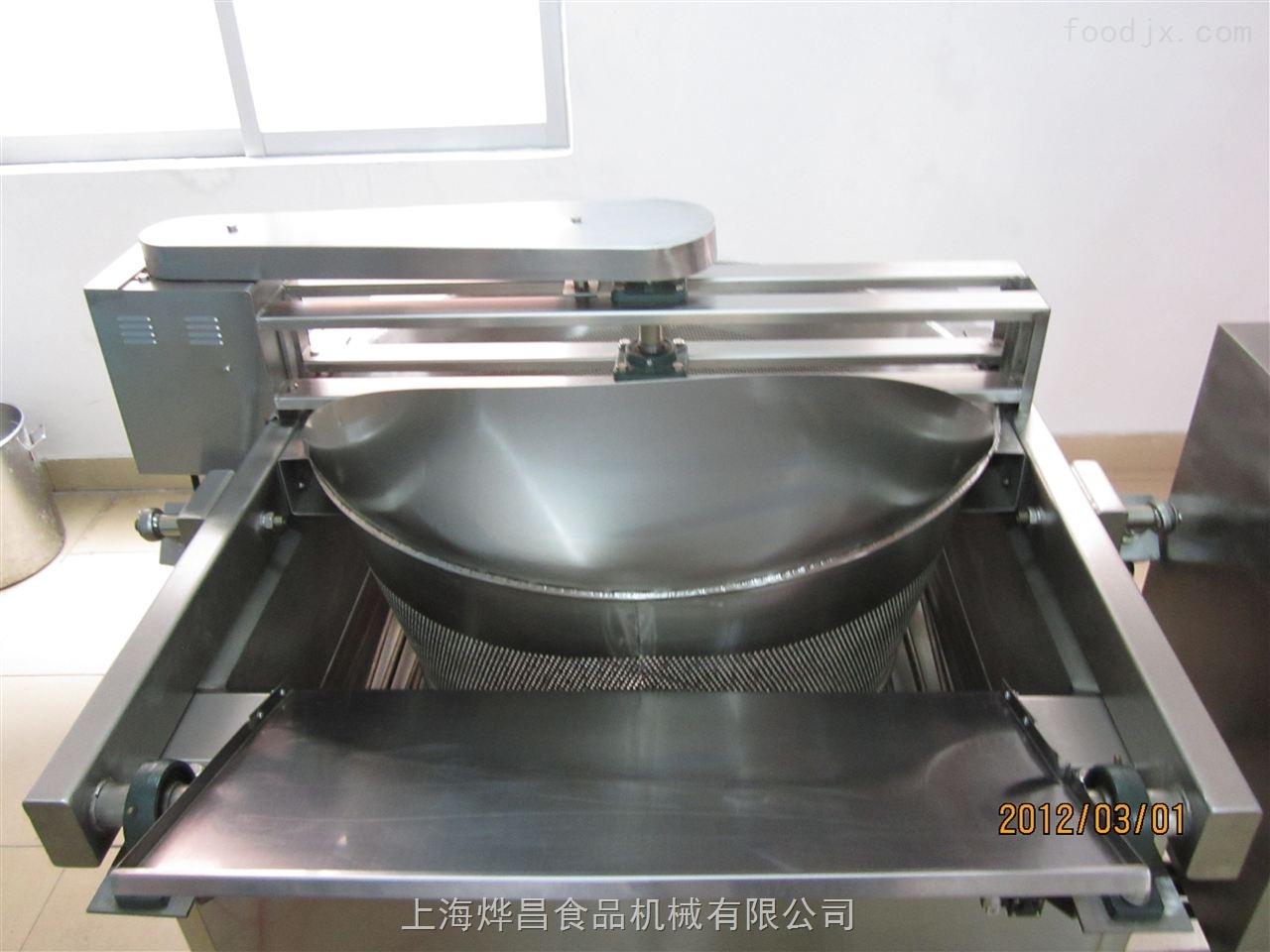 YST-100自动成型薯条机多少钱