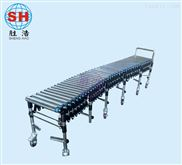 可折疊無動力滾筒輸送機/伸縮滾筒線/伸縮輸送線/伸縮輸送機/廠家