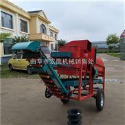 泗水县大型干湿多用花生摘果机家用小型花生摘果机什么价格