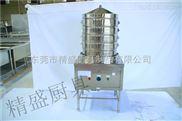 廣東電熱蒸包爐廠家 操作簡單節能 商用廚房電熱蒸包爐