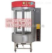 全自动旋转烤鸡炉|双层木炭烤鸡炉|挂炉烤鸭机器