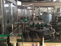 小型玻璃瓶含气饮料生产线