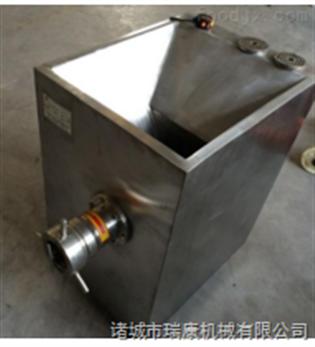 不锈钢冻肉绞肉机使用寿命长