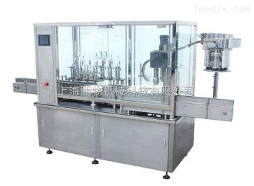 xwg-Ⅱ 上海熙物圆盘定位式灌装旋(轧)盖机